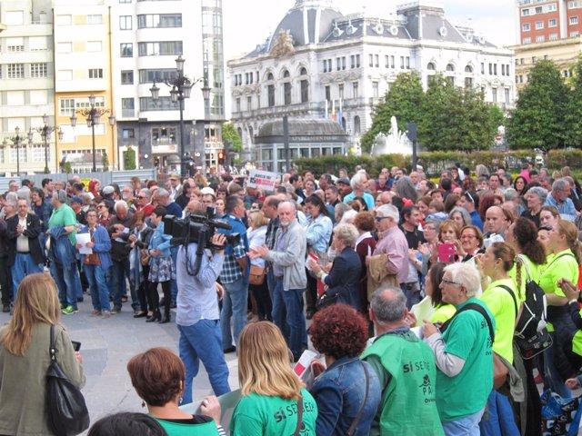 15M En Oviedo