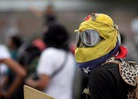 Al menos 30 detenidos en una nueva jornada de protestas de la oposición en Venezuela