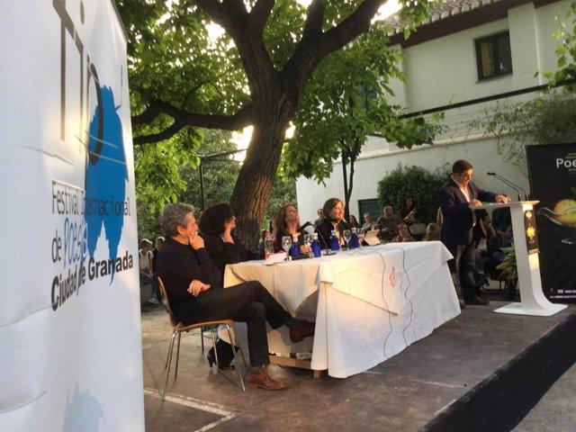 Homenaje a Miguel Hernández en el Festival Internacional de Poesía de Granada