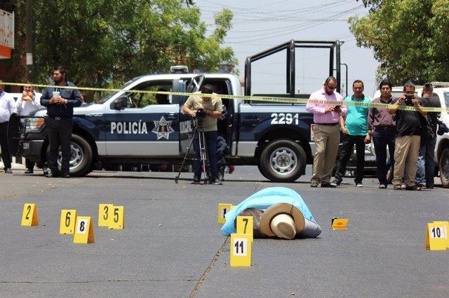 Asesinato de periodista Javier Valdez en Culiacán, Sinaloa