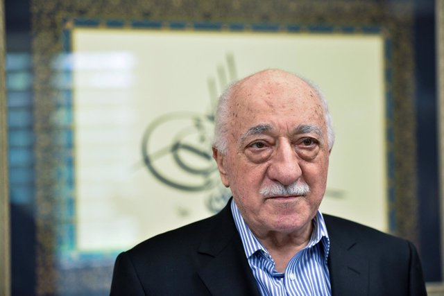 El clérigo islamista turco Fetulá Gulen