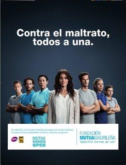 Campaña contra la violencia de género mutua