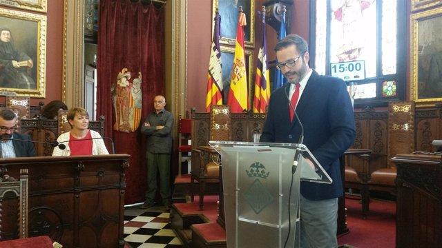 Hila, Alcalde De Palma