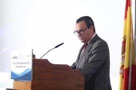 Agustín Conde viaja a Australia en apoyo a Navantia y la industria española de Defensa