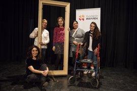Fundación Repsol y la Compañía de Blanca Marsillach viajan a Valladolid con su teatro para personas con discapacidad