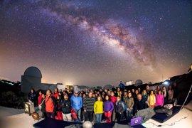 El IAC organiza un curso de Astronomía para profesorado de Secundaria