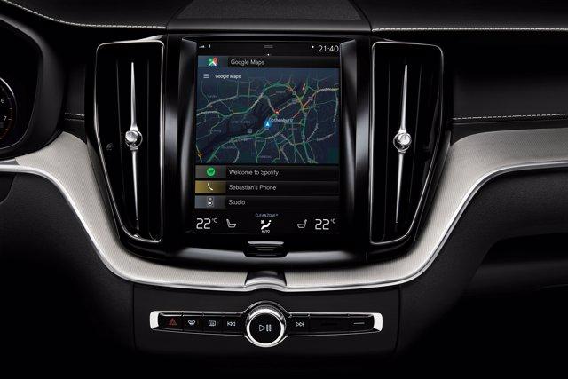 Acuerdo entre Volvo Cars y Google