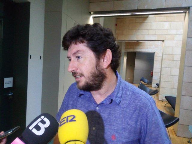 Declaracions Alberto Jarabo Ple D'avui