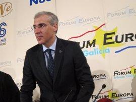 """Conde: """"la revisión al alza del PIB de Galicia se tiene que trasladar a un empleo de calidad"""""""