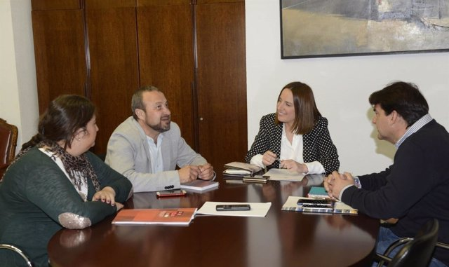 Ana Carrera con UPTA-Andalucía