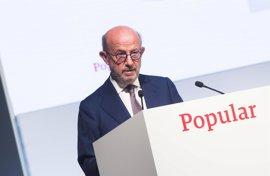 """Popular pide una """"muestra de interés"""" a los bancos interesados en una fusión"""