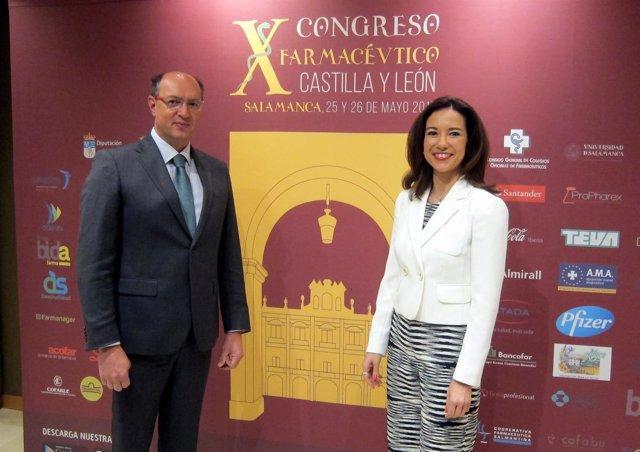 Raquel Martínez Y Carlos Antonio García