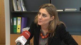 """Lorena Ruiz Huerta defiende la moción de censura: """"Creo que voy a ser presidenta en 2017"""""""