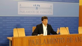 "Marín: Cs tendrá ""otra actitud"" si ""las guerras internas"" del PSOE afectan a Andalucía"