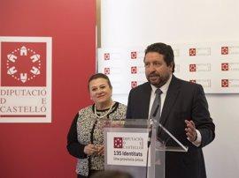 Diputación y Cámara de Comercio de Castellón gestionarán un proyecto para mejorar la competitividad empresarial