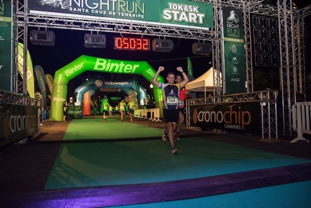 Binter Night Run