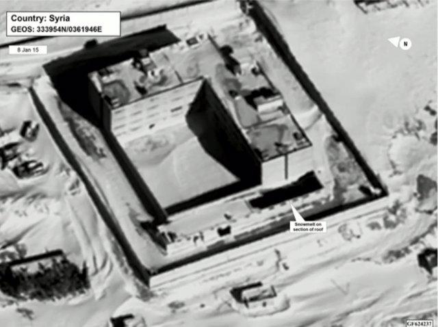 Imágenes de la prisión militar de Sednaya, cerca de Damasco