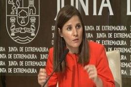 """La Junta está tomando las medidas de precaución """"necesarias"""" para la """"seguridad"""" de servicios electrónicos extremeños"""
