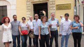 IU pedirá el cese de Nieto por la jura de bandera de Dos Torres y que la Fiscalía investigue