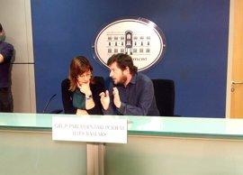 """Armengol asegura tener """"tranquilidad absoluta"""" con el compromiso de Podemos con el Govern pese a sus primarias"""