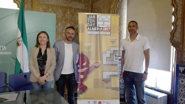 Fernández y Tortosa presenta la II edición de JamToday
