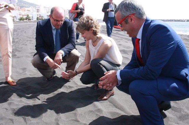 Información Adjunta: Acto De Inauguración De La Playa 3
