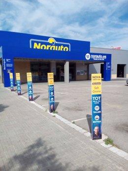 Nuevo centro de Norauto en Girona