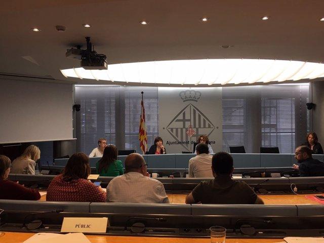 Comisión de Derechos Sociales de Barcelona
