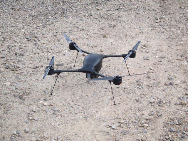 Imagen de recurso de un dron