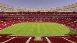 Así será la grada del Wanda Metropolitano