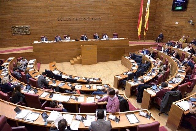 Imagen de archivo del parlamento autonómico