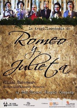 Cartel de 'Romeo y Julieta'