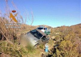 Sanz subraya la importancia del control de las carreteras convencionales, donde suceden 7 de cada 10 accidentes