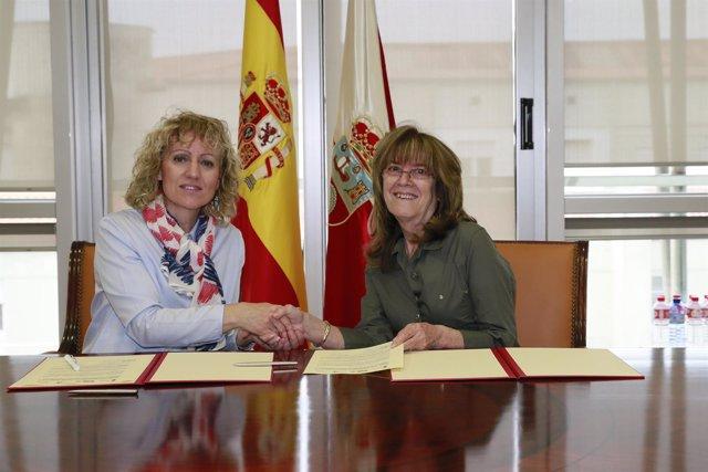 Convenio Gobierno de Cantabria-ADANER