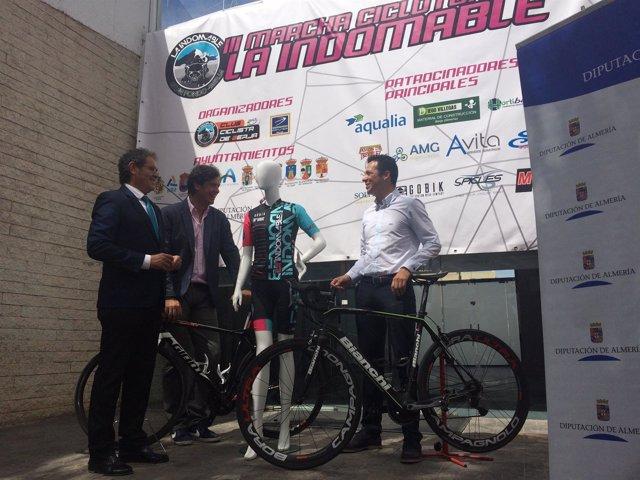 La Indomable de Berja, entre las mejores pruebas ciclistas de España.