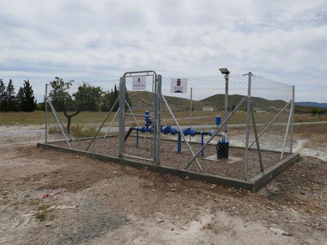El sondeo en La Canal, en Uleila, ya ha sido certificado en Junta de Gobierno.