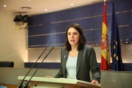 Unidos Podemos acusa a PP y PSOE de volver a impedir que se investigue en el Congreso el accidente del Alvia
