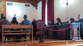 Uno de los acusados exculpa a otros dos del robo de Yuncos