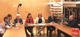 El PSOE reclama al Gobierno 100 millones para recuperar el Fondo de Cohesión