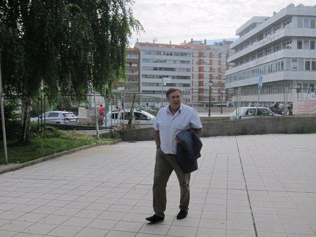 El edil Francisco Javier Pardo