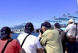 La Autoridad Portuaria de la Bahía de Algeciras invita a 2.100 vecinos a la actividad 'Conoce tu Puerto'