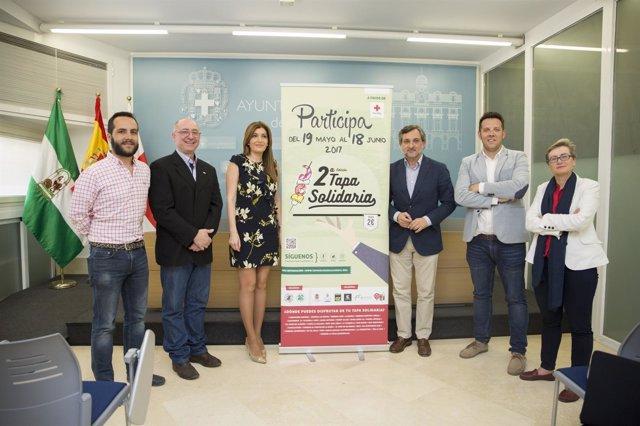 Gastronomía y solidaridad, unidas en la segunda ruta de la Tapa Solidaria.