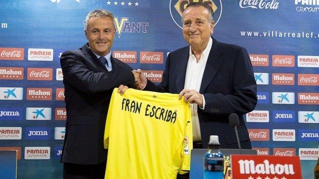 Fran Escriba, nuevo entrenador del Villarreal