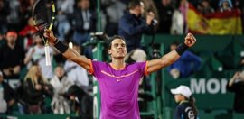 Un Nadal implacable llega a Roma a seguir la racha antes de Roland Garros
