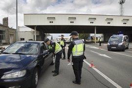 Unas 30.000 personas pasaron hacia Portugal del 10 al 14 de mayo a través de la frontera de Fuentes de Oñoro (Salamanca)