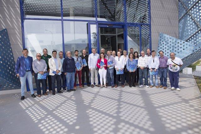 Entrega de ayudas del Puerto a colectivos deportivos y culturales