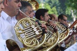 La Banda Municipal de Música de Bilbao comienza este viernes la temporada de conciertos de primavera