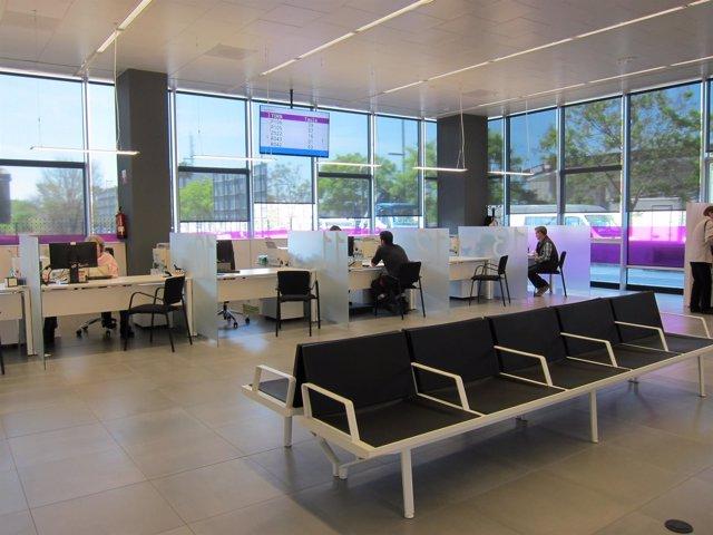 Sede de la Agencia Tributària de Catalunya (ATC)