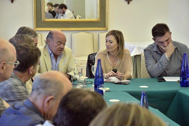 Reunión  FER en Calahorra