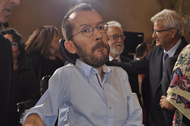Pablo Echenique (Podemos)